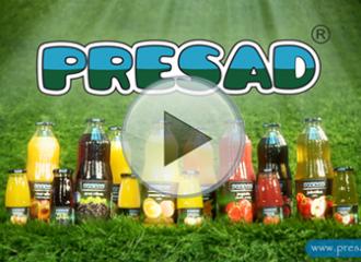 Tv oglas: presad sok
